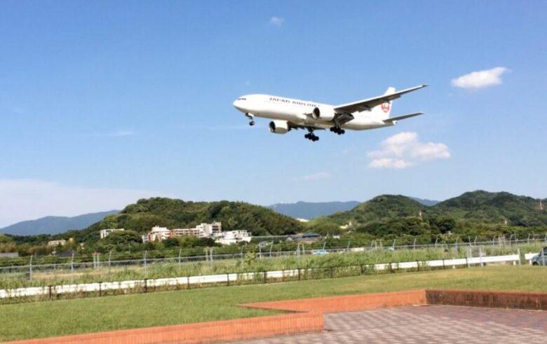 福岡空港 撮影スポット