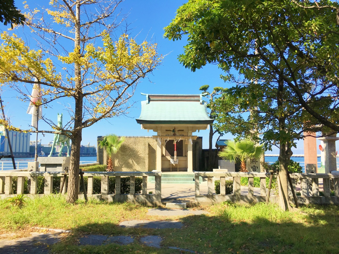 櫛田神社浜宮