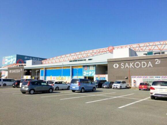 コーナン姪浜店