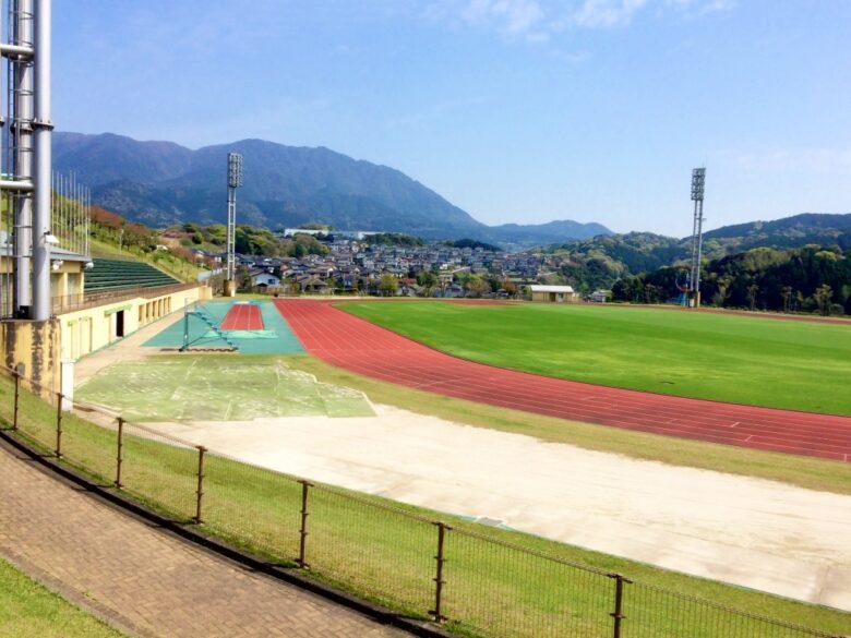 宇美町総合スポーツ公園陸上競技場