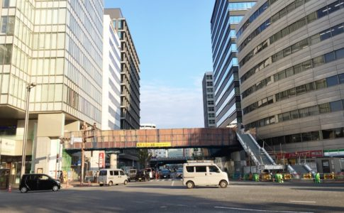 博多駅前歩行者連絡橋