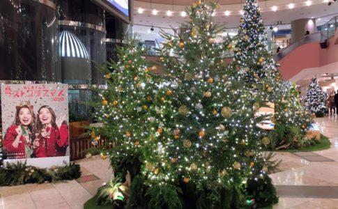 天神イムズのクリスマス