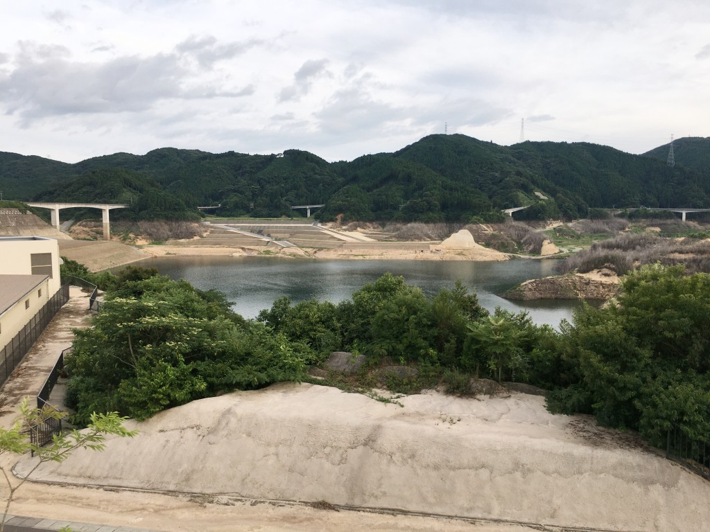 五ヶ山ダム